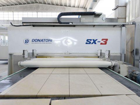 Donatoni SX 3 CNC #456