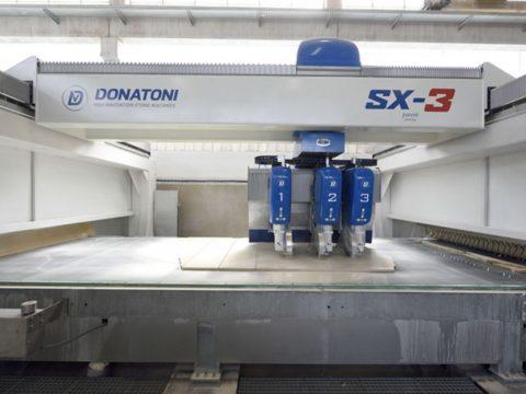 Donatoni SX 3 CNC #451