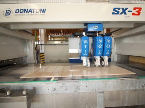 Donatoni SX 3 CNC #453
