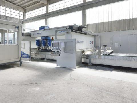 Donatoni SX 3 CNC #454