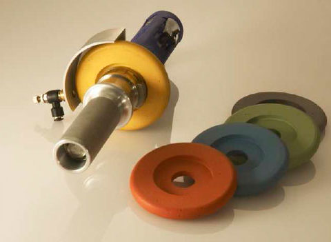 Lešticí nástroje RBM, Abratech #604