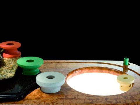Lešticí nástroje RBM, Abratech #606